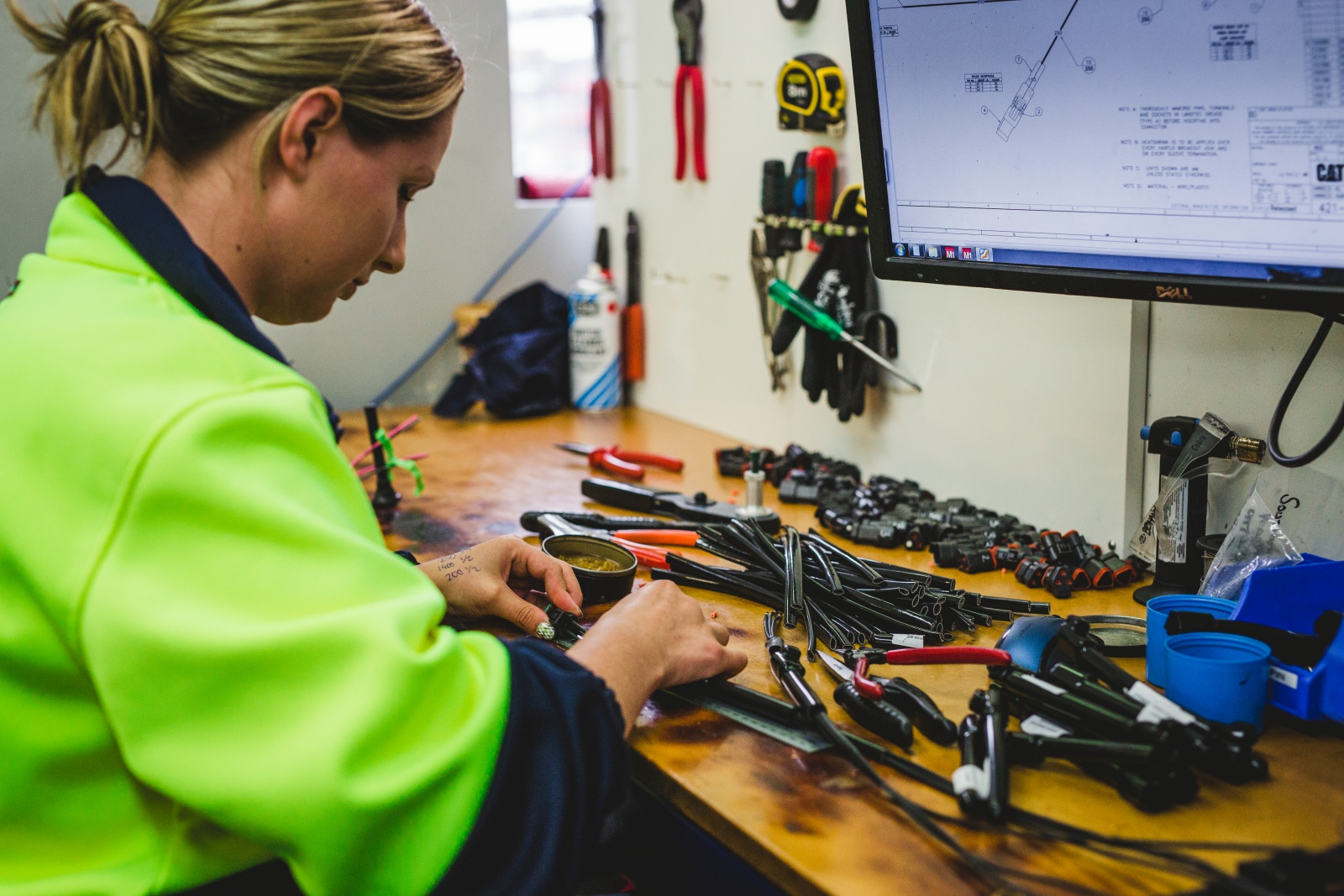 Stable, skilled and competitive workforce photo