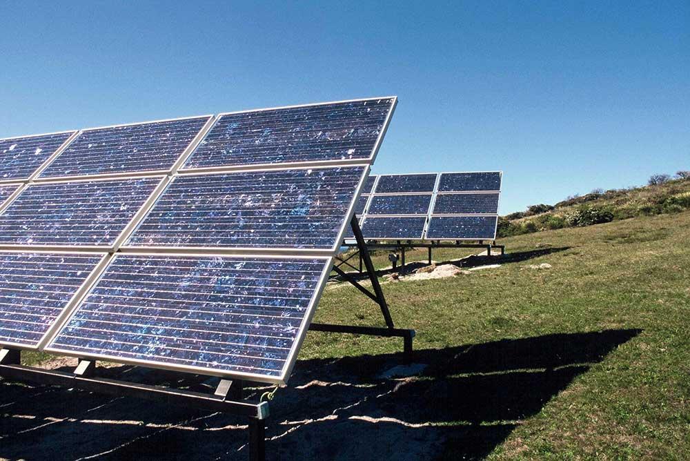 Tasmania's renewable energy photo